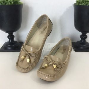 Michael Kors Light Tan Flats, 6M